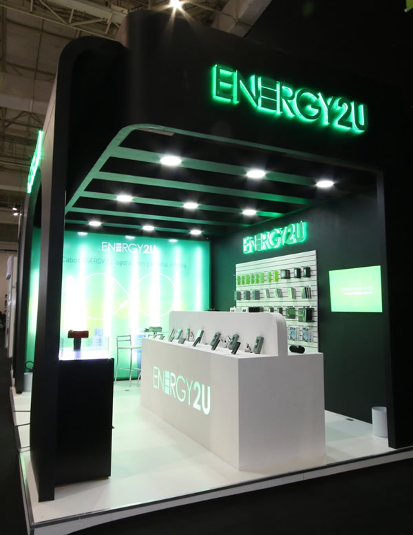 Feira Eletrolar - Stand Energy 20 - Projectos Stands